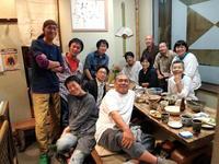 蛭間氏の受賞祝賀会 2010/09/26