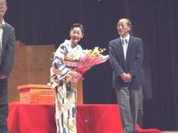 神田 紅葉 さん 2010/06/05